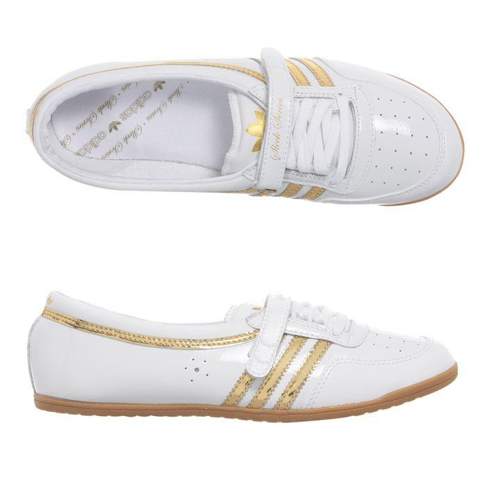 Ces chaussure ballerine femme adidas concord round sont ...